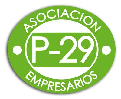 Logotipo Asociación P-29